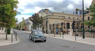 Avenue de Champagne à Epernay